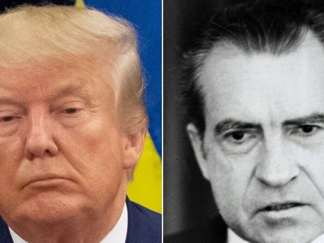 Impeachment: Trump dispose d'un allié médiatique dont Nixon n'a pu profiter