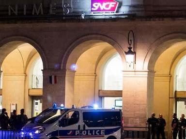 Retour à la normale à la gare de Nîmes