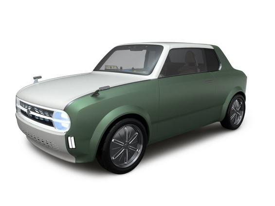 Le concept Suzuki Waku Spo est un petit coupé hybride rechargeable transformable