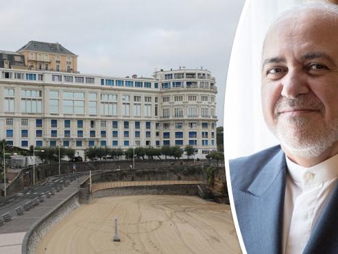 Coup de tonnerre au G7: contre toute attente, le ministre iranien des Affaires étrangères débarque à Biarritz