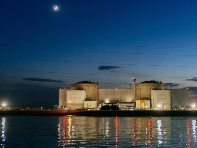 Le second réacteur de la centrale nucléaire de Fessenheim débute son arrêt
