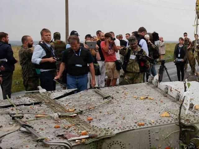 Vol MH17 abattu en Ukraine: les enquêteurs vont annoncer des poursuites