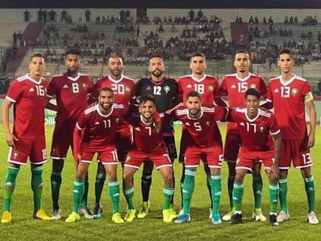 CHAN 2020: Le Maroc affronte en amical le Togo et la Guinée, les 15 et 19 novembre