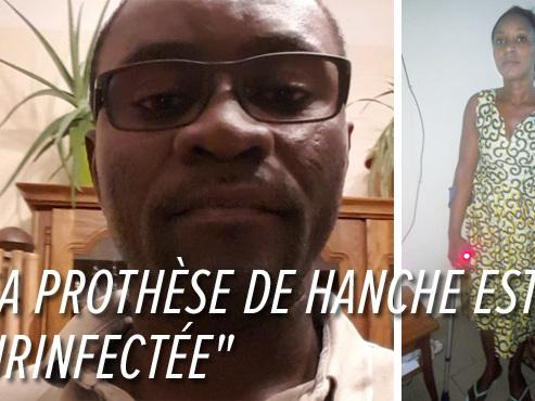 """La Belgique refuse le visa médical à Viviane qui a besoin d'une opération chirurgicale importante: """"Attendent-ils qu'elle meurt?"""""""