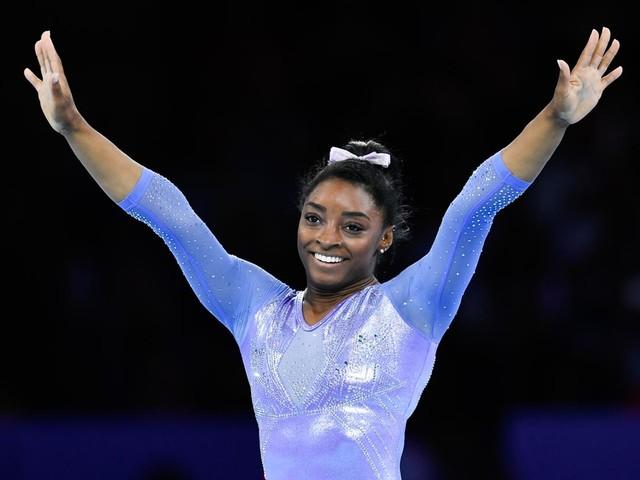 Record : Simone Biles devient la gymnaste la plus titrée de l'histoire des championnats du monde