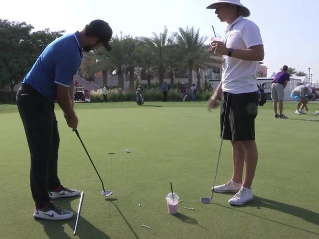 Golf - EPGA - DP World Tour Championship : Alexander Levy ou l'attention au détail