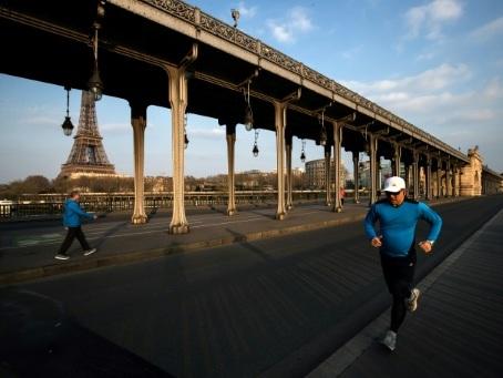 Confinement: les activités sportives interdites à Paris de 10H00 à 19H00