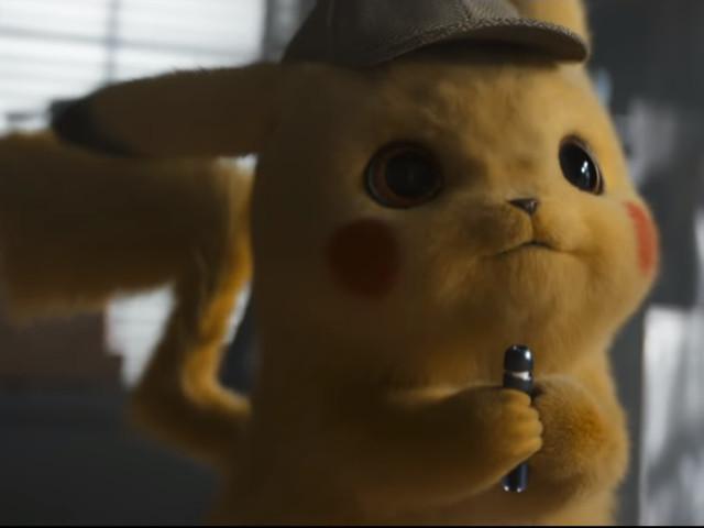 Detective Pikachu en campagne de séduction dans un trailer ultra mignon