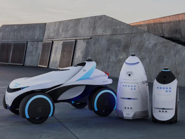 """Les robots de sécurité à la mode, malgré le """"suicide"""" de l'un d'entre eux"""