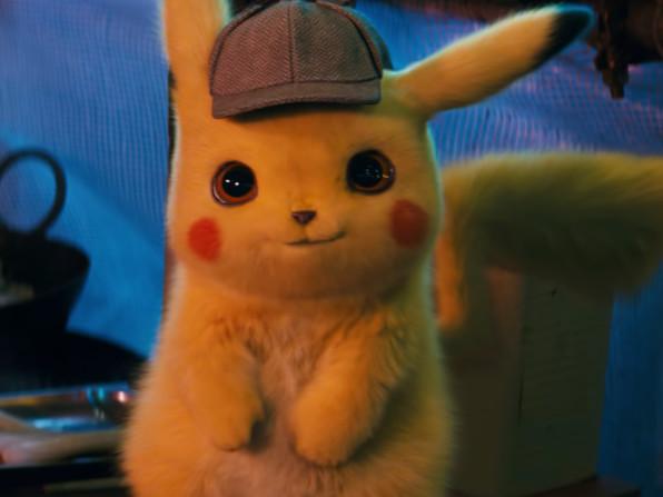 Detective Pikachu : la bande-annonce