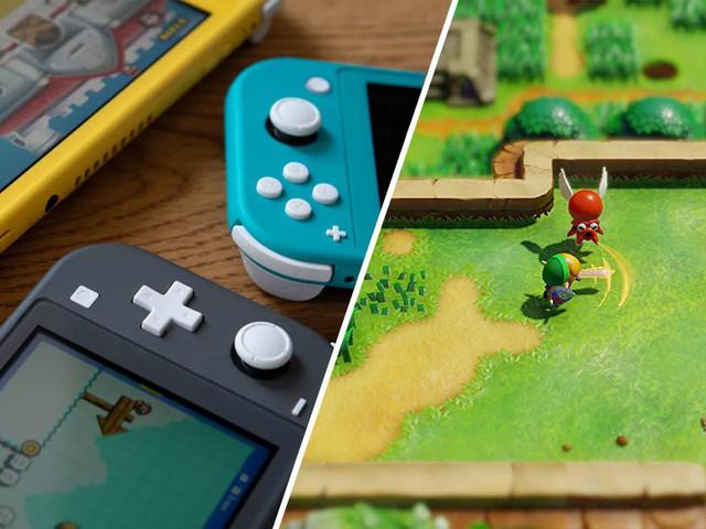 Nintendo Switch Lite, Link's Awakening : les offres Fnac pour la rentrée