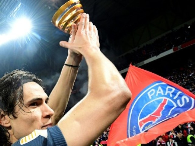 PSG: Cavani, l'homme des finales