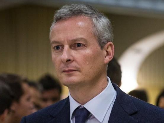 Taxe sur les dividendes : Le Maire dédouane Macron, pas inquiet pour son poste au gouvernement