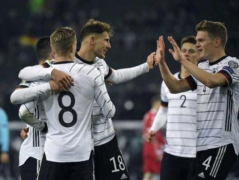 Euro 2020 - Qualifications - L'Allemagne, les Pays-Bas, la Croatie et l'Autriche qualifiés
