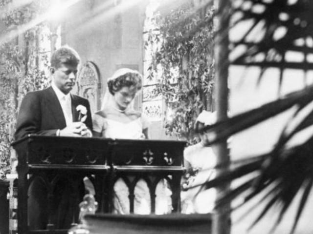 64 ans après, ces photos du mariage de Jackie et John F. Kennedy font toujours rêver