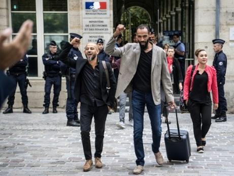 """Marseille: l'inspection du travail refuse le licenciement du leader du combat des """"McDos"""""""