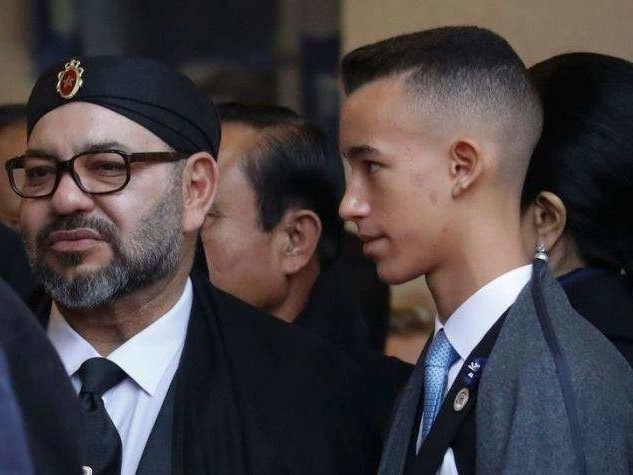 Maroc : Mohammed VI gâte Moulay Hassan