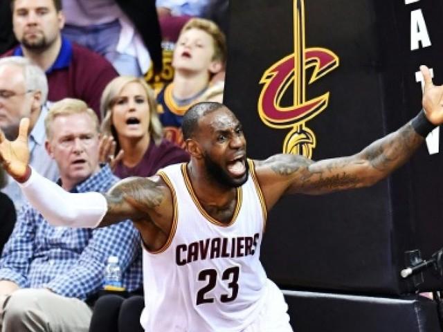 NBA: Cleveland/Golden State, la guerre des étoiles, épisode III
