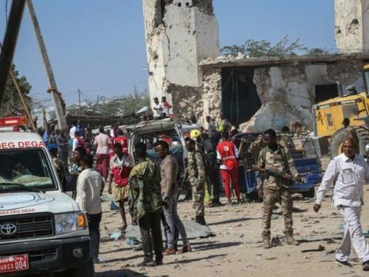 Les attentats les plus meurtriers à Mogadiscio depuis 2011