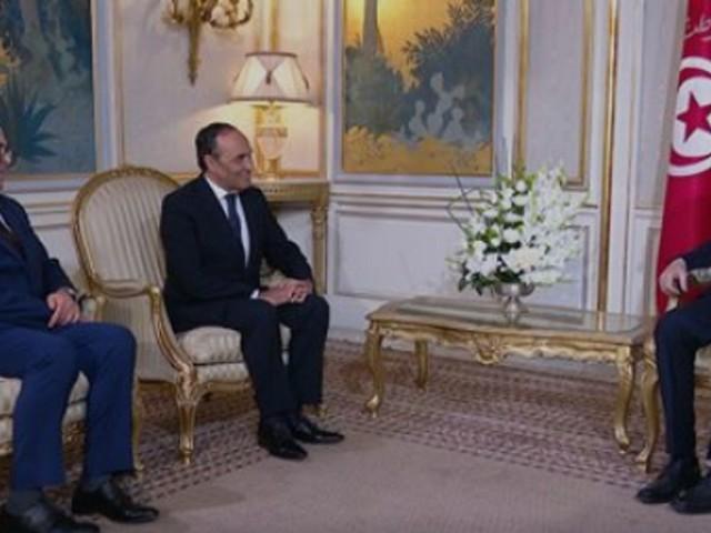 """Tunisie: Le """"rêve"""" maghrébin au coeur des discussions entre Kaïs Saïed et les représentants du parlement marocain"""