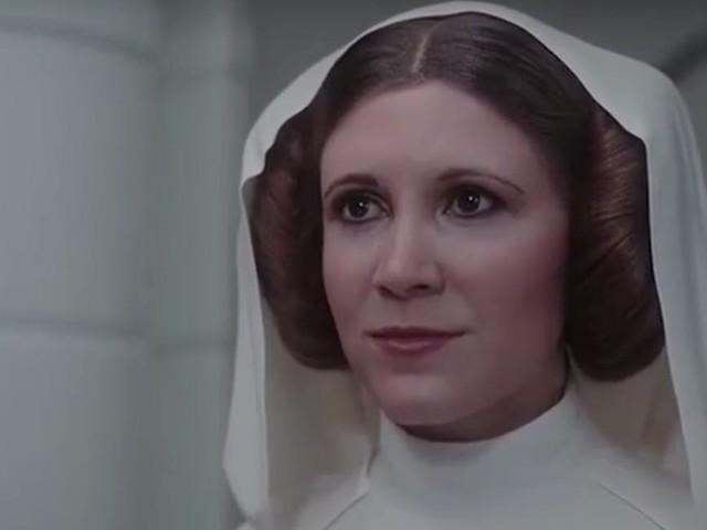 Star Wars IX : Leia rajeunie numériquement encore une fois ?