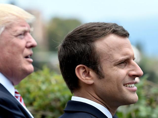 Le G20, premier contact avec les pays émergents pour Trump et Macron. Avec qui s'entendent-ils le mieux?