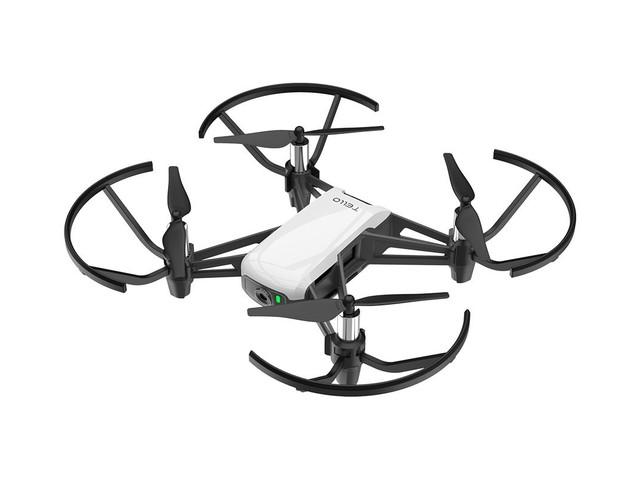 Test : DJI Ryze Tello: un petit drone pour s'amuser sans prise de tête
