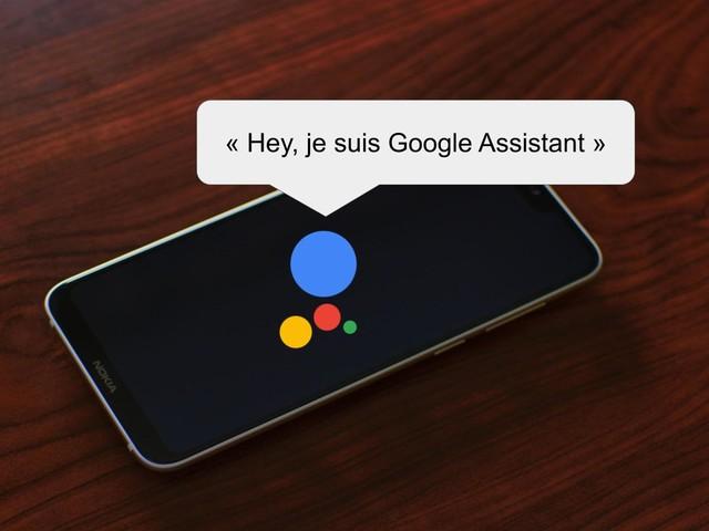 Google Assistant gagne une nouvelle voix en France