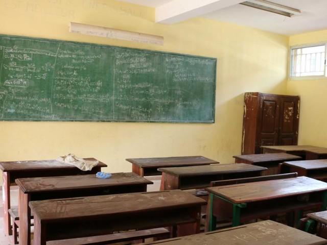 Guinée: la grève des enseignants entre dans sa deuxième semaine