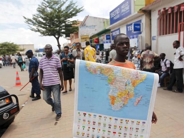 Géographie. Ces noms de pays africains qui n'existent pas