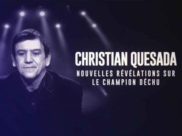 Christian Quesada : bientôt un nouveau documentaire événement sur C8