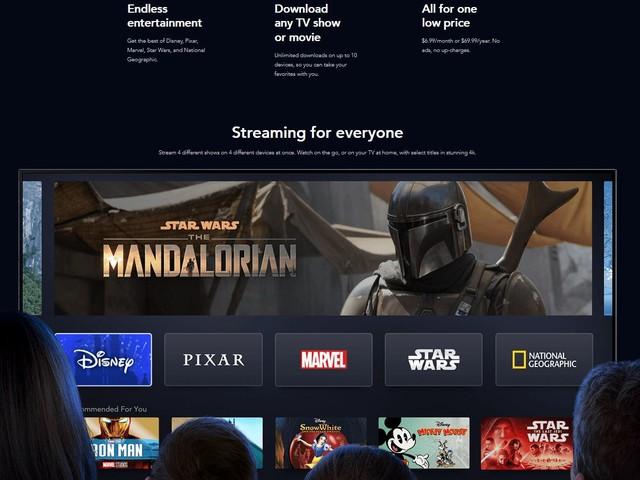 Disney+ : des milliers de comptes déjà piratés et en vente sur le darknet