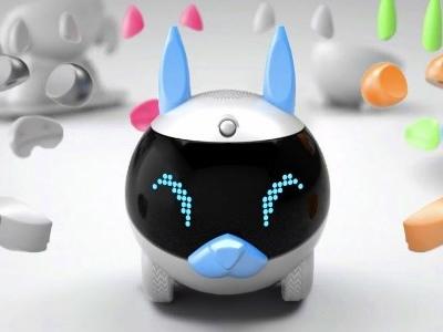 Winky, le robot éducatif et évolutif, a réussi son lancement