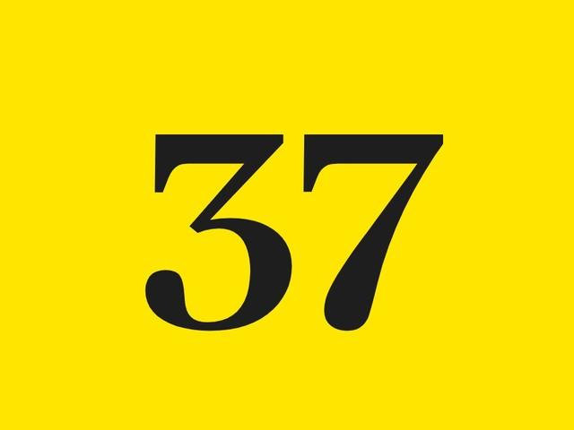 Le chiffre de la semaine : 37