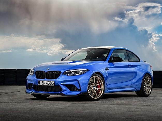 BMW M2 CS: les premières photos