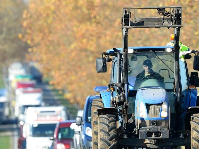 Les agriculteurs et camionneurs en soutien des «Gilets jaunes» ce samedi à Bruxelles!