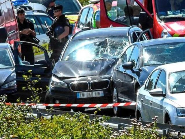 L'homme qui aurait renversé des militaires à Levallois-Perret avait été signalé à Toulouse en 2009