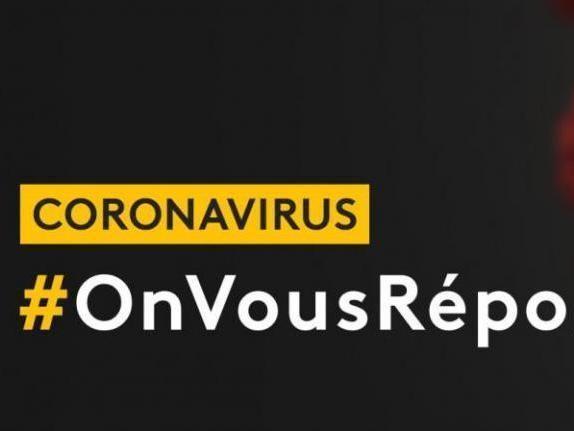 Coronavirus : la rédaction du 13 Heures répond à vos questions