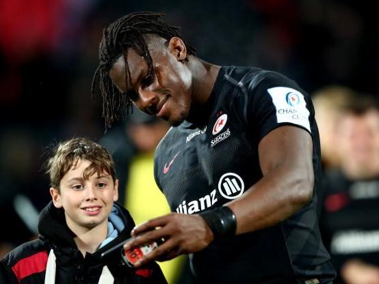 Rugby - Maro Itoje aux Saracens jusqu'en 2022