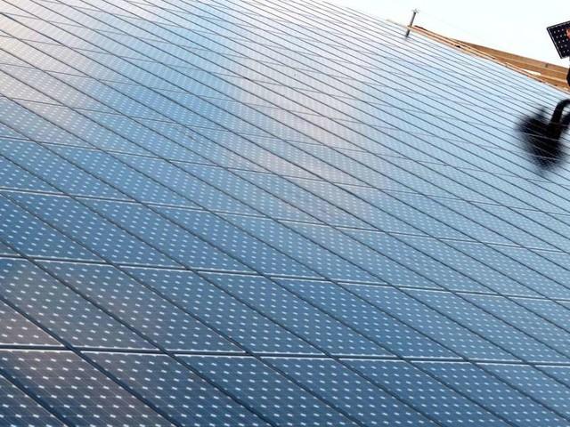 """Tirées par le solaire """"individuel"""", les énergies renouvelables en forte hausse"""