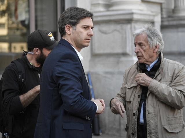 """""""Adults in the room"""": les coulisses de la crise grecque vues par Costa-Gavras"""
