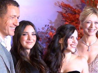 La Reine des neiges II : Dany Boon, Liane Foly, pléiade de stars à l'avant-première (exclu vidéo)