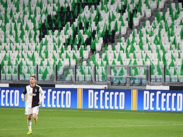 Coronavirus: les joueurs et l'entraîneur de la Juventus réduisent aussi leur salaire