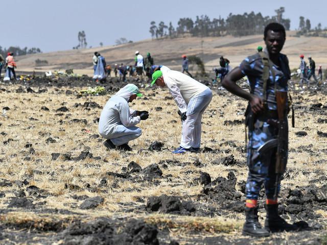 Ethiopian Airlines: l'analyse des boîtes noires va débuter en France