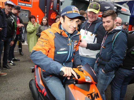 Moto - MotoGP - MotoGP : Johann Zarco chez Ducati Avintia en 2020