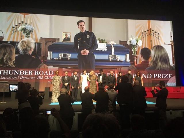Critique de THUNDER ROAD à voir ce soir sur Ciné + club (Grand Prix du Festival du Cinéma Américain de Deauville 2018)