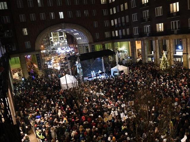 Hongrie: manifestation pour défendre l'indépendance des théâtres