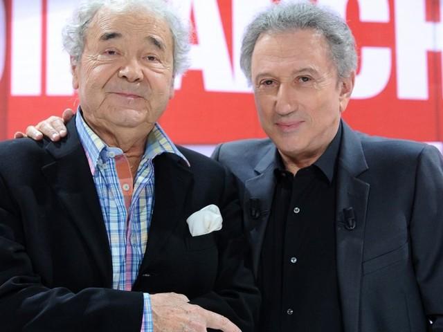 Vivement dimanche : Pierre Perret et Nolwenn Leroy autour de Michel Drucker