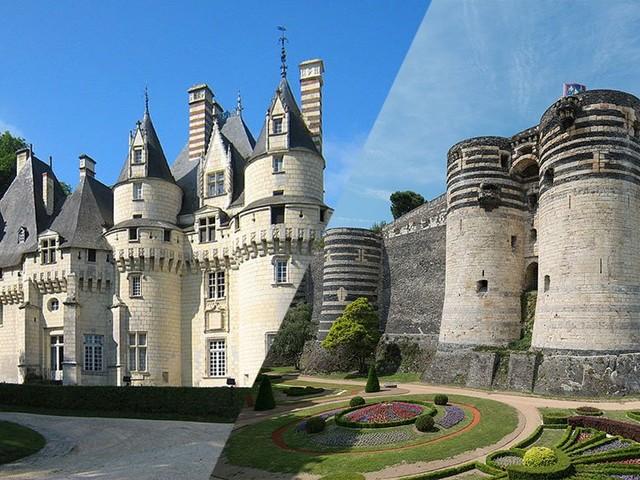 QUIZ : Amateurs d'Histoire, arriverez-vous à reconnaître chacun de ces châteaux de France ?