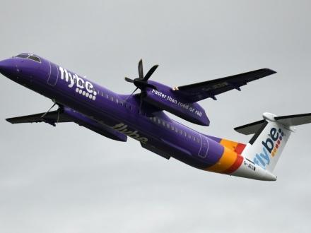 La compagnie aérienne britannique Flybe au bord de la faillite